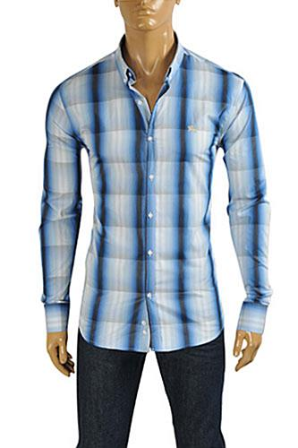 BURBERRY Men's Button Down Shirt #198
