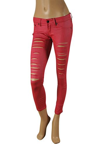 JUST CAVALLI Ladies' Skinny Legs Jeans #90