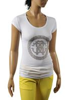 ROBERTO CAVALLI Ladies Short Sleeve Top #135