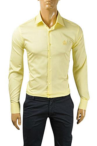 DOLCE & GABBANA Men's Dress Shirt #0454