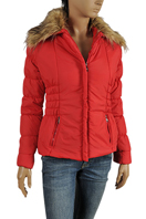 DOLCE & GABBANA Ladies Warm Hooded Jacket #383