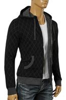DOLCE & GABBANA Men's Zip Up Hoodie/Jacket #408