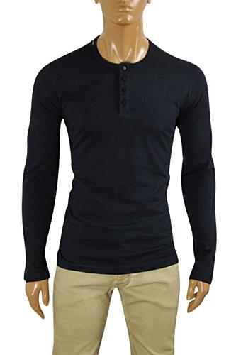 DOLCE & GABBANA Men's Long Sleeve Shirt #451