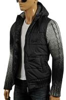 DSQUARED Men's Warm Hooded Jacket #7