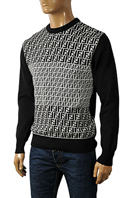 Fendi Men's Round Neck Sweater #8