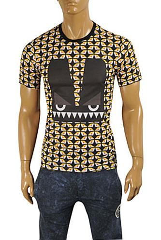 FENDI Men's T-Shirt #17