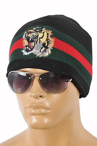 GUCCI Men's Knitted Wool Hat #137