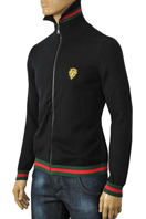 GUCCI Men's Cotton Zip Up Jacket #109