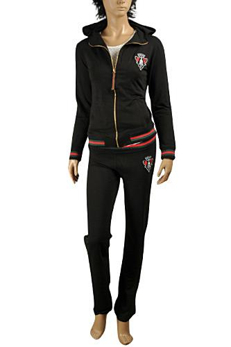 GUCCI Ladies Tracksuit In Black #148