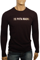 Madre Men's Long Sleeve Shirt #33