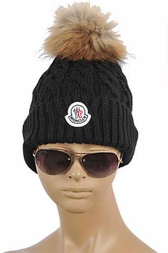 MONCLER Women's Knitted Wool Hat #138