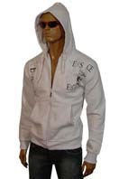 VERSACE Cotton Hooded Jacket #13