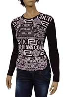VERSACE Long Sleeve Top #125