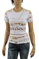 VERSACE Ladies Short Sleeve Tee #82